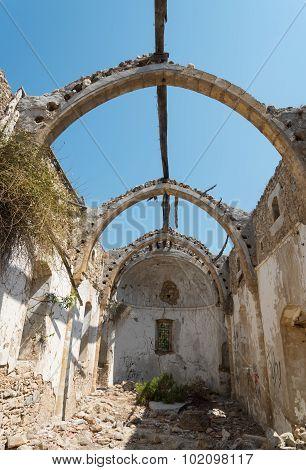 Abandoned Orthodox Church, Cyprus