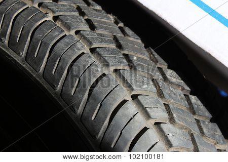 Macro Shooting Car Summer Tyres