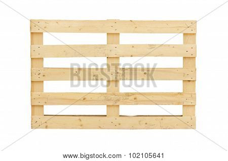 Isolated pallet