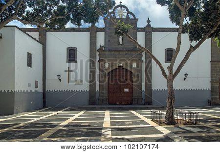 Parroquia De Santo Domingo De Guzman, Las Palmas