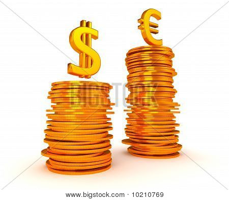 Euro Currency Dominancy Over Us Dollar