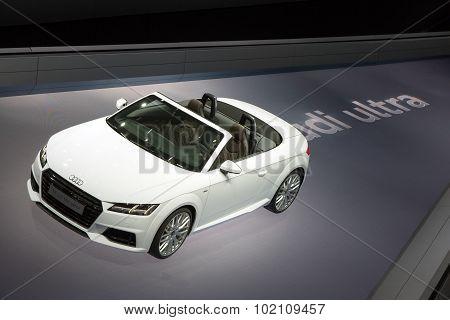 Audi Tt 2.0 Tdi Ultra