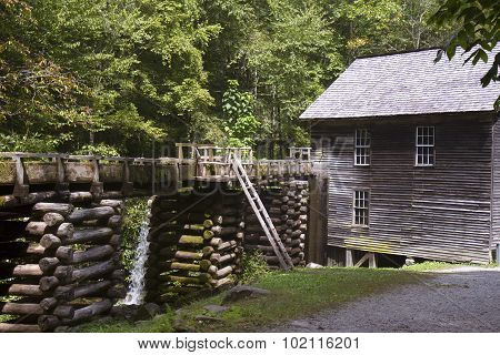 Historic Grist Mill, Smoky Mountains