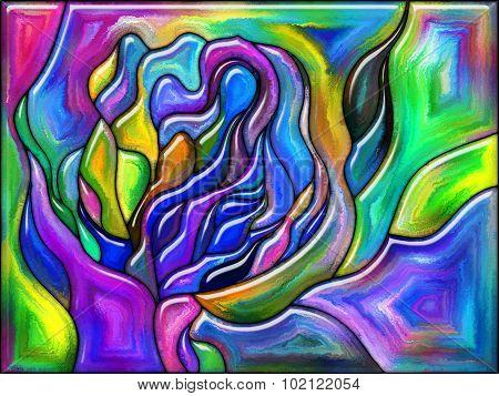 Broken By Color