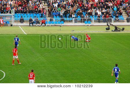 Soccer Rules Violation