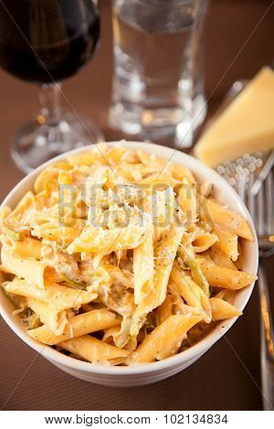 Pasta Collection - Penne With Cheese