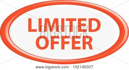 Button Limited Offer