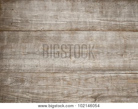 Rustic Old White Wood Background