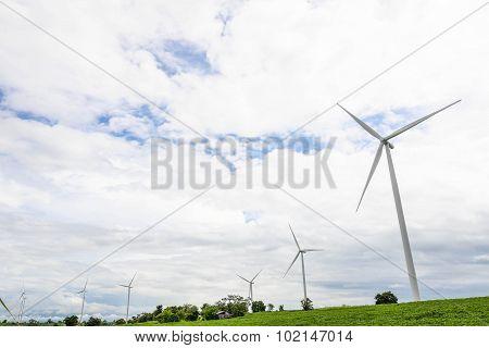 Wind Turbine - Clean Energy Genesis