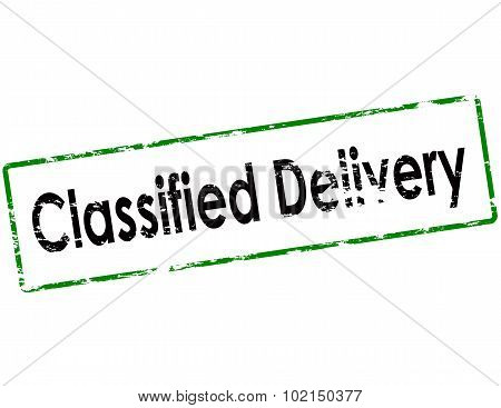 Classified Delivery