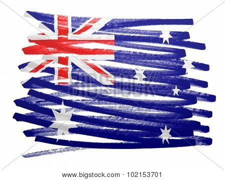 Flag Illustration - Australia
