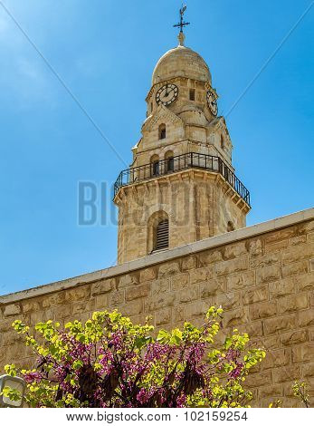 Dormition Abbey, Bell Tower