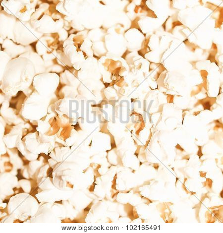 Retro Looking Popcorn Picture