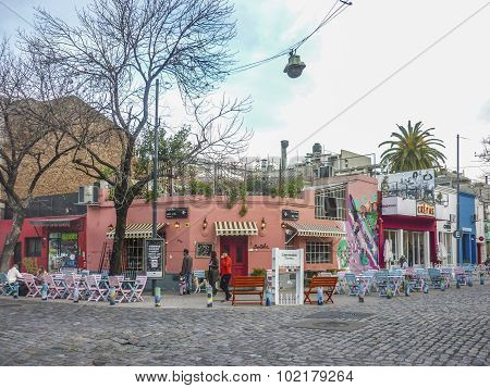 Food And Beverages Places In Palermo Buenos Aires