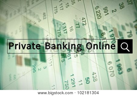 Private banking online