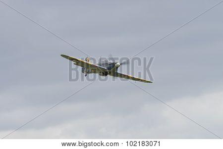 Vintage Hawker Hurricane
