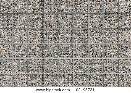 Background With A Lot Of Pebble Gravel Stones Texture
