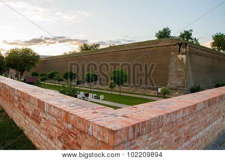 The fortress Alba Carolina, Alba Iulia