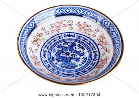 Chinese Ceramic Soup Bowl