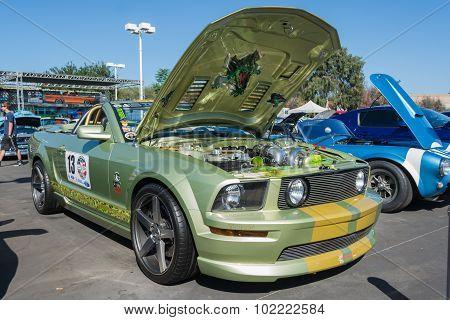 Ford Mustang Custom