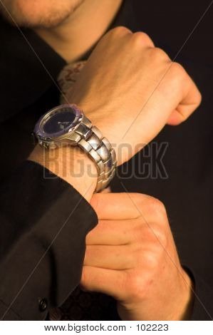 Business Man - Watch