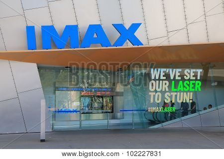 IMAX movie cinema Australia