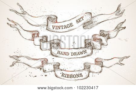Vintage Ribbons Collection.