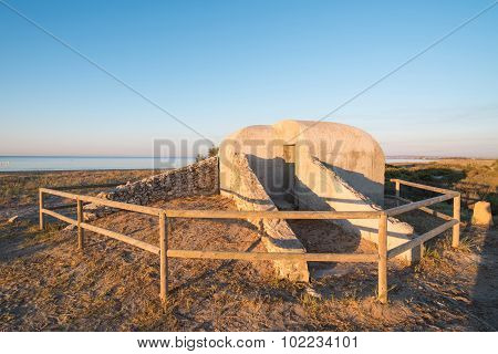 Spanish War Fortifications