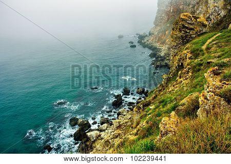Mystic coast
