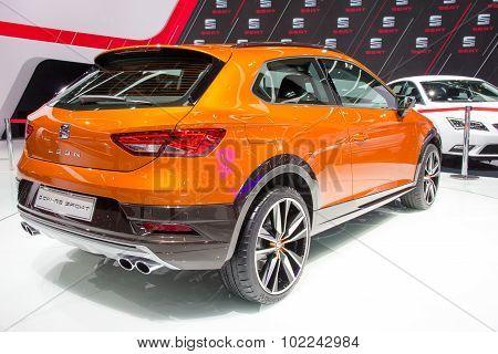 Seat Leon Cross Sport