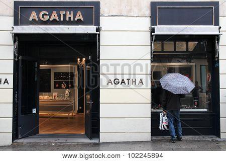 Agatha Jewelry Store