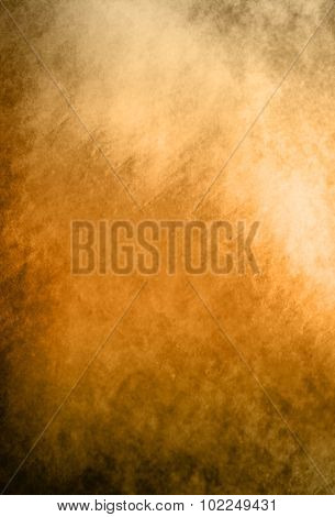 Abstract Orange Background Peach Color Center Spotligh