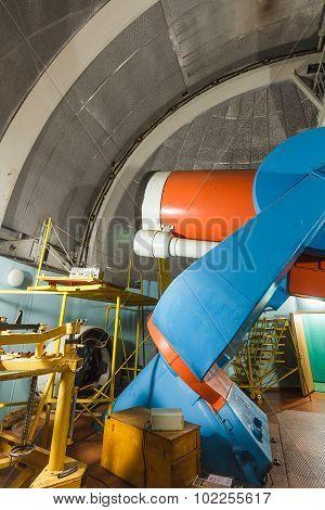 Large optical telescope
