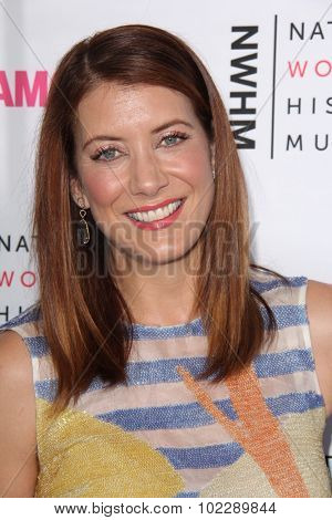 LOS ANGELES - SEP 19:  Kate Walsh at the 4th Annual Women Making History Brunch at the Skiirball Cultural Center on September 19, 2015 in Los Angeles, CA