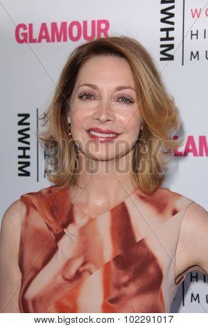 LOS ANGELES - SEP 19:  Sharon Lawrence at the 4th Annual Women Making History Brunch at the Skiirball Cultural Center on September 19, 2015 in Los Angeles, CA