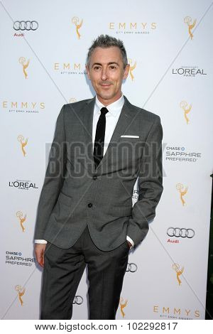 LOS ANGELES - SEP 19:  Alan Cumming at the 67th Emmy Awards Performers Nominee Reception at the Pacific Design Center on September 19, 2015 in West Hollywood, CA