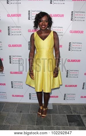 LOS ANGELES - SEP 19:  Viola Davis at the 4th Annual Women Making History Brunch at the Skiirball Cultural Center on September 19, 2015 in Los Angeles, CA