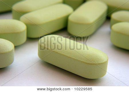 Green vitamins