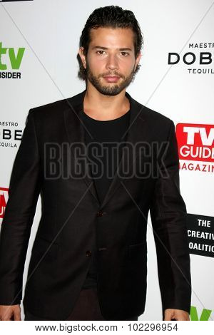 LOS ANGELES - SEP 18:  Guest at the TV Industry Advocacy Awards Gala at the Sunset Tower Hotel on September 18, 2015 in West Hollywood, CA