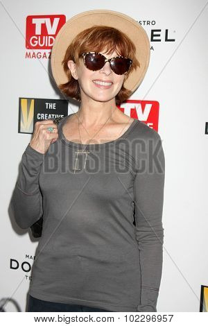 LOS ANGELES - SEP 18:  Frances Fisher at the TV Industry Advocacy Awards Gala at the Sunset Tower Hotel on September 18, 2015 in West Hollywood, CA