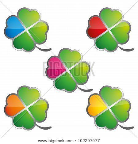 Color Clovers