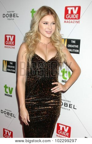 LOS ANGELES - SEP 18:  Renee Olstead at the TV Industry Advocacy Awards Gala at the Sunset Tower Hotel on September 18, 2015 in West Hollywood, CA