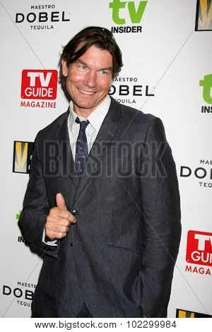 LOS ANGELES - SEP 18:  Jerry O'Connell at the TV Industry Advocacy Awards Gala at the Sunset Tower Hotel on September 18, 2015 in West Hollywood, CA