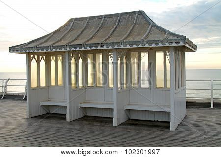 Promenade Shelter.