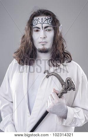 Fantasy Illusionist Performer