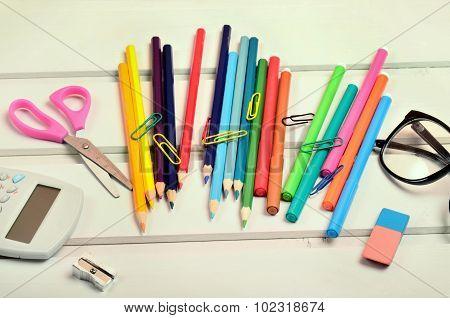 School Office Accessories