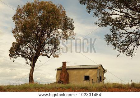 Abandoned Dwelling Mandurama Australia