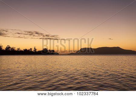 Sunrise Tasmania