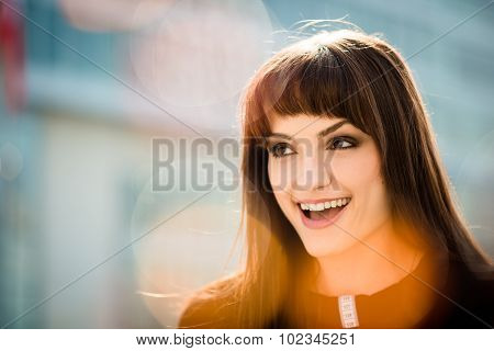 Wow - woman portrait
