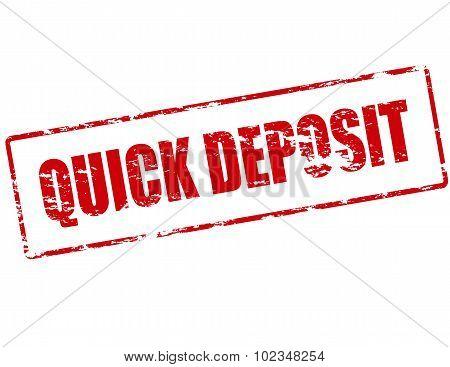 Quick Deposit